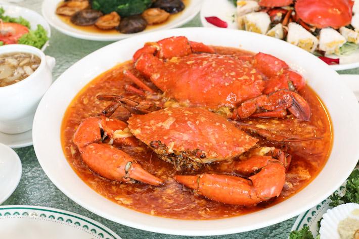 Ban Heng Chilli Crab