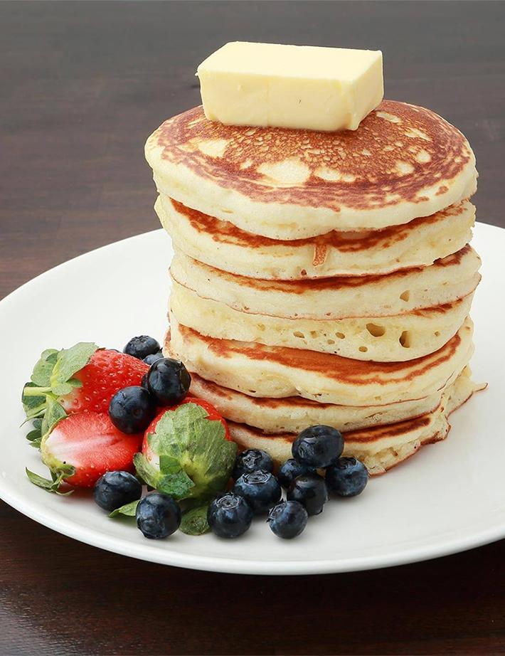 Beyond Pancakes