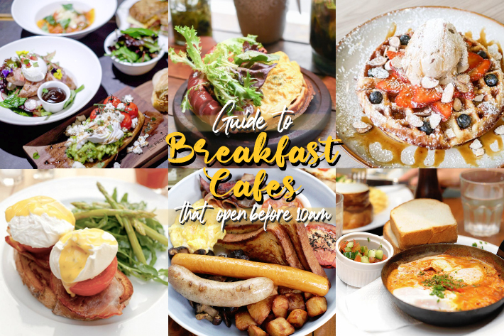Breakfast Cafe Banner