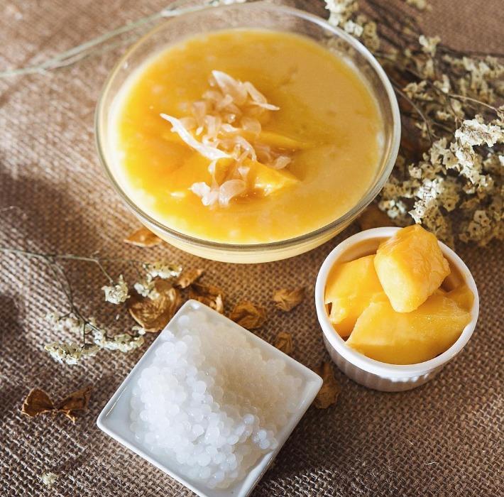 DessertStory Mango Sago