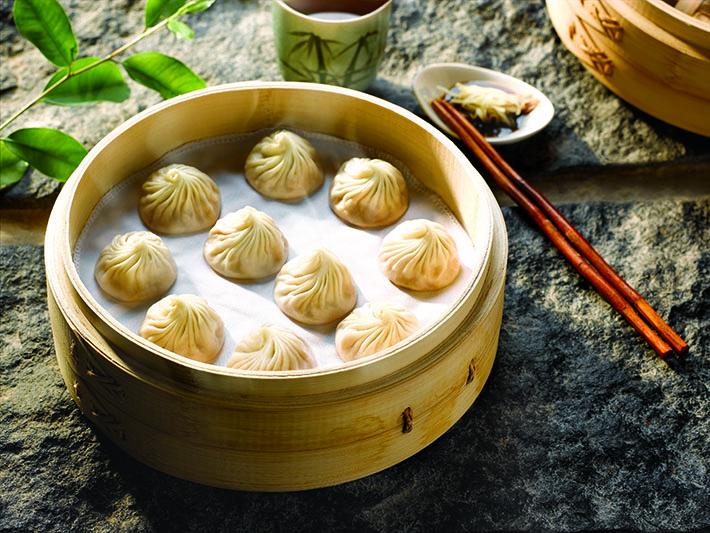 Din Tai Fung - Steamed Pork Xiao Long Bao