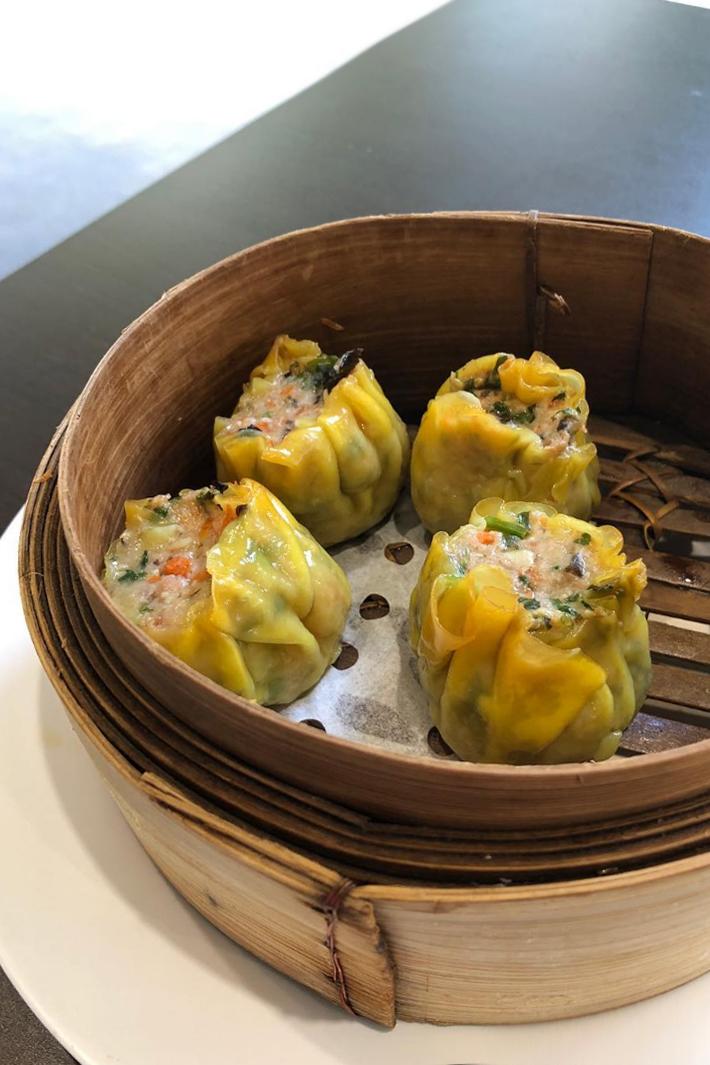 Divine Realm Vegetarian Siew Mai