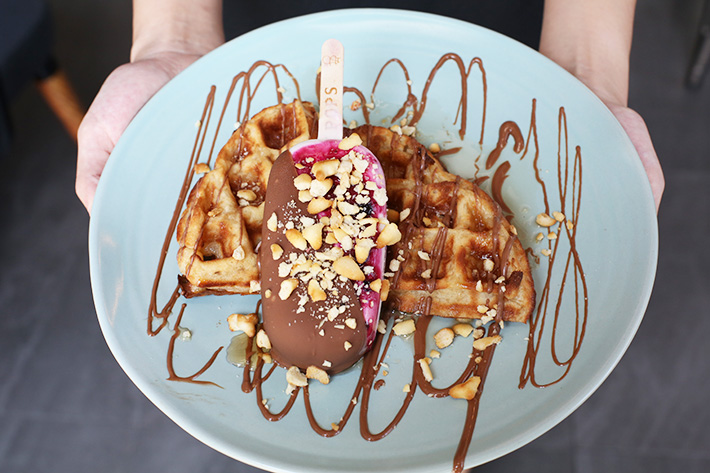 Poppy Pops Waffles