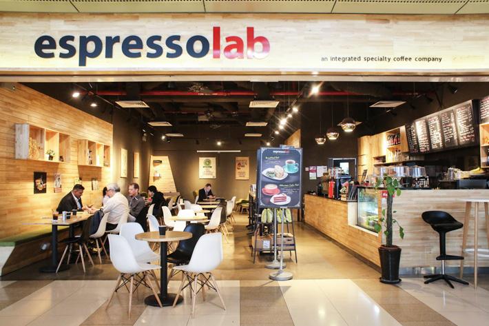 Espressolab Exterior