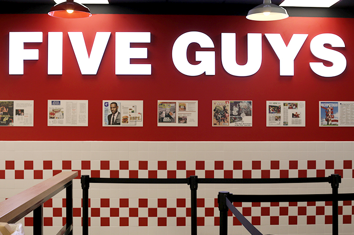 Five Guys Int