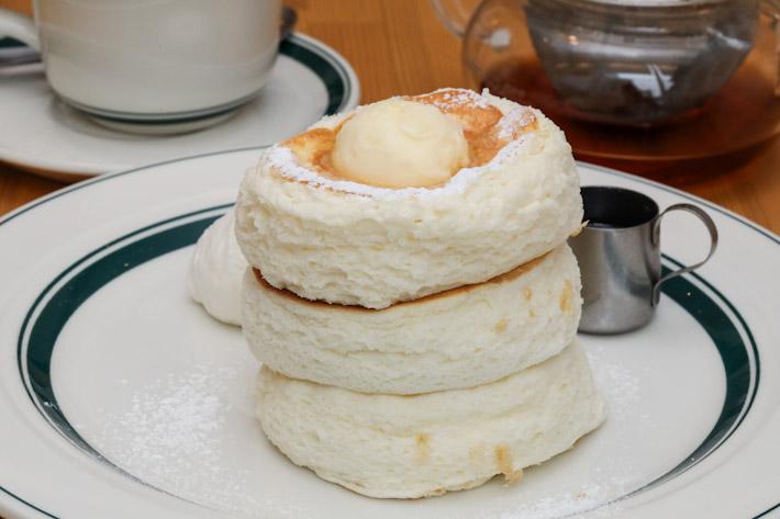 Gram Souffle Pancake
