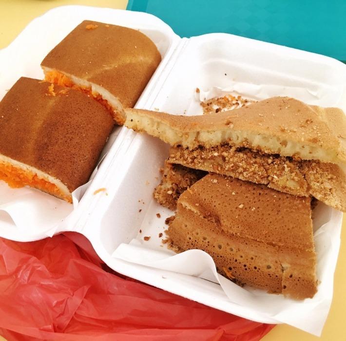 Granny's Pancakes Min Jiang Kueh