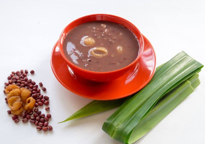 House of Dessert Red Bean Soup