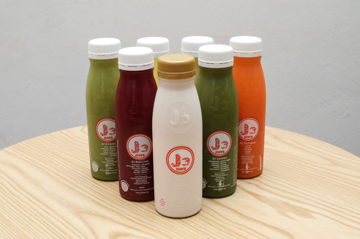 J3 Cold Pressed Juice