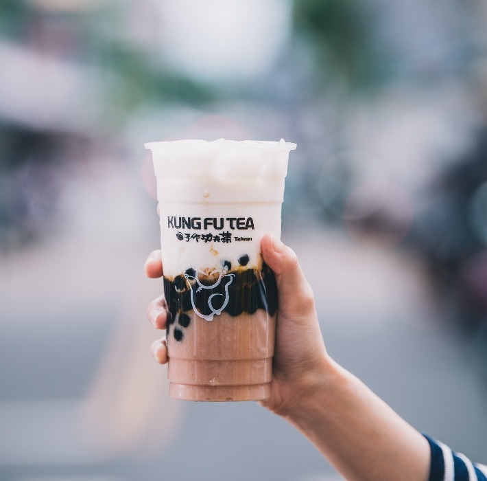Kung Fu Bubble Tea