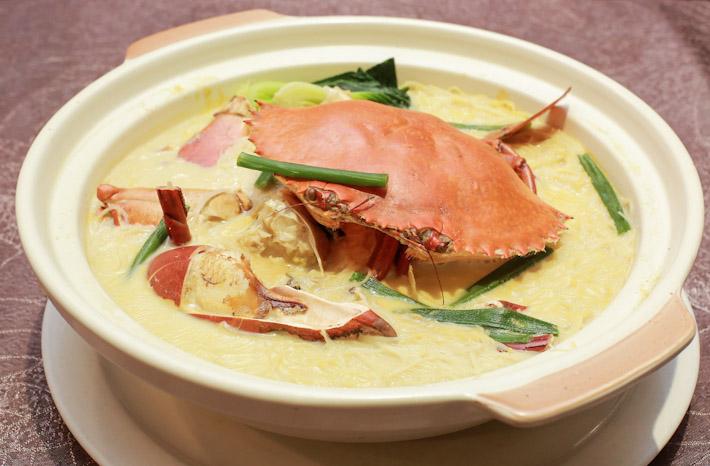 Long Beach Seafood Crab Beehoon