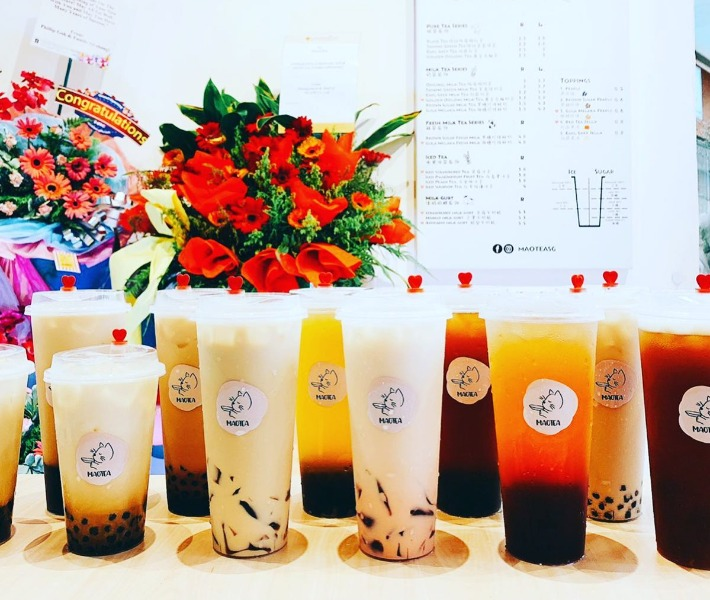 MaoTea Bubble Tea