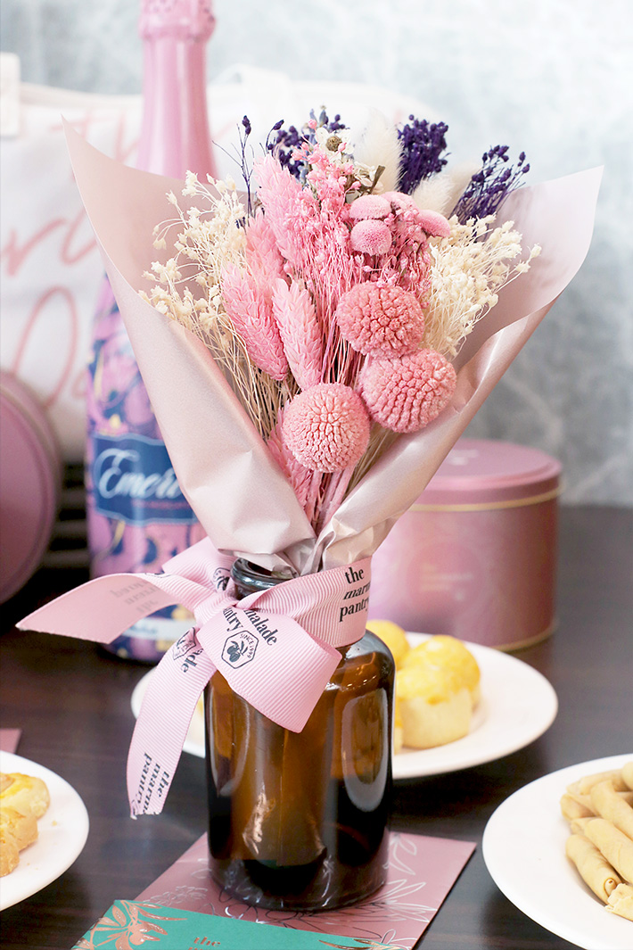 Marmalade Pantry Flowers Alt
