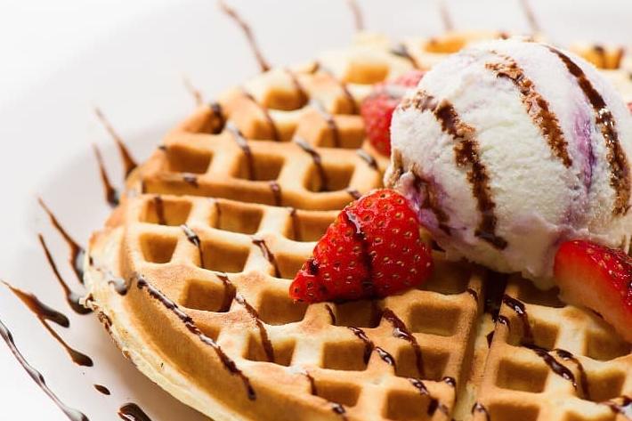 Nature Cafe Waffles