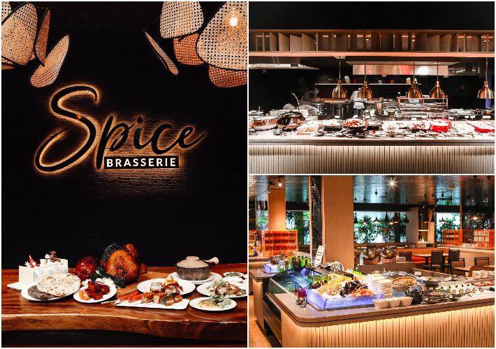 New Spice Brasserie