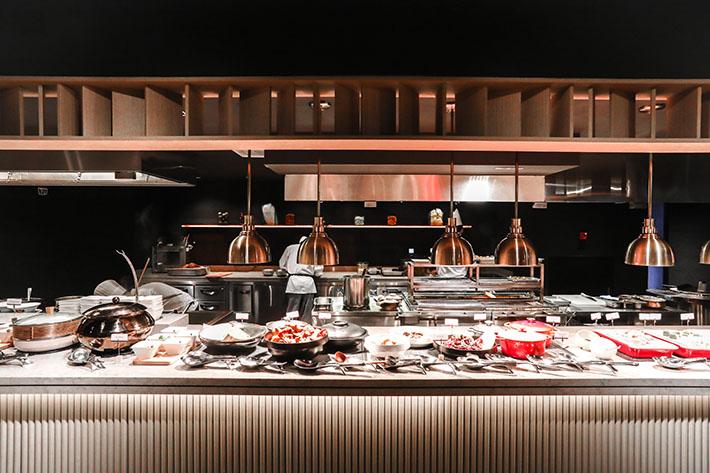 Open Kitchen Spice Brasserie