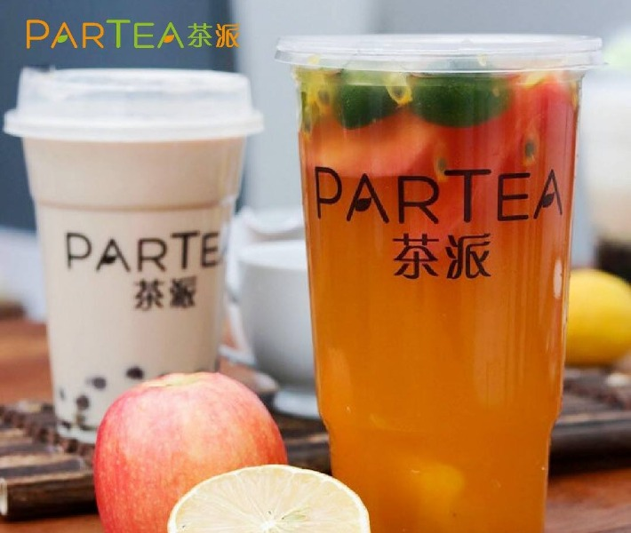 Partea Milk Tea