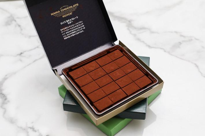 Royce' Bitter Nama Chocolate