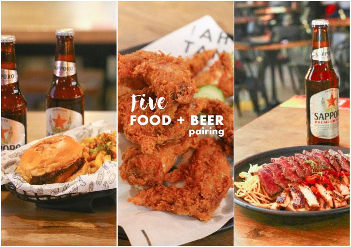 Sapporo-beer-food-pairing