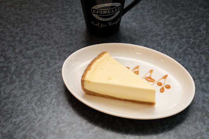 Spinelli Cheesecake