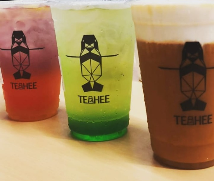 TeaHee Bubble Tea