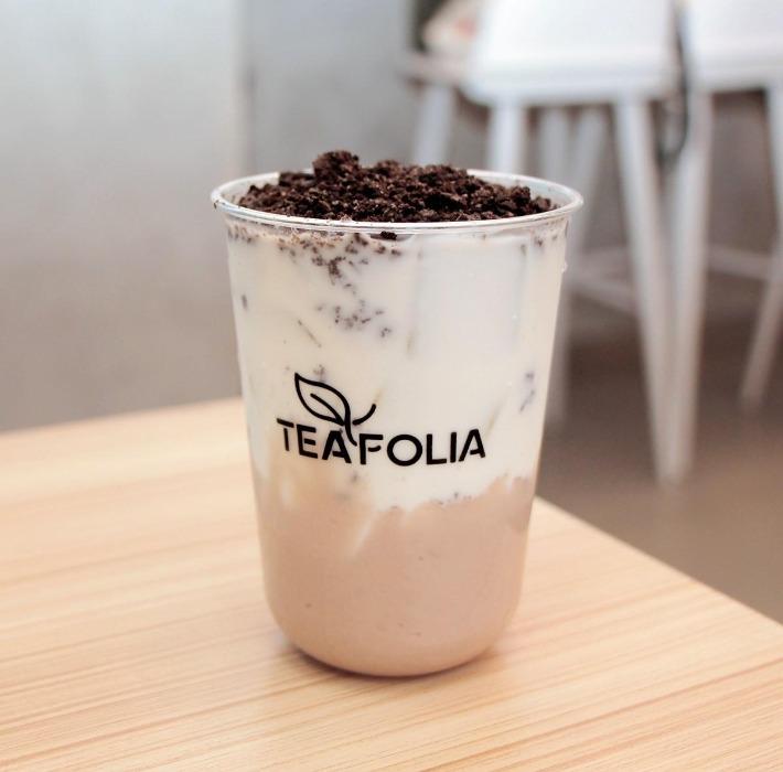 Teafolia Milk Tea