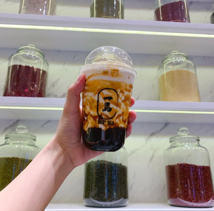 TopTea Bubble Tea