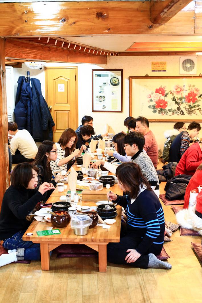 Tosokchon Restaurant Seoul