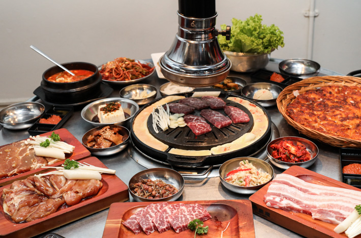 Wang Dae Bak Korean BBQ