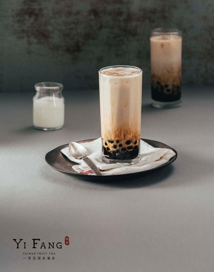 Yi Fang Fruit Tea milk Tea