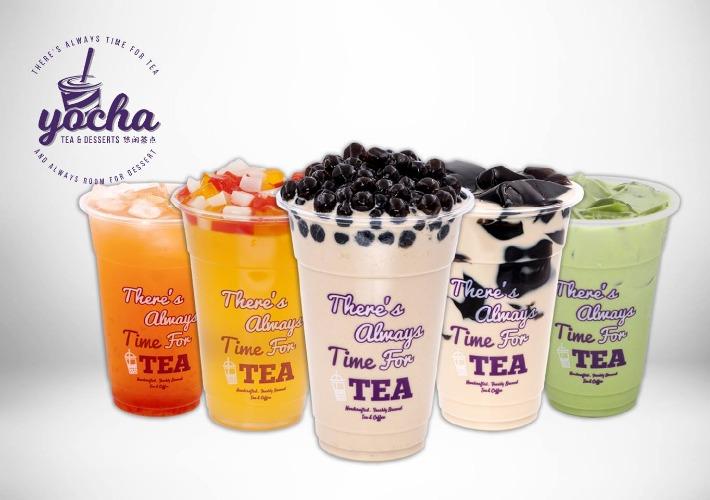 Yocha Tea & Desserts Milk Tea