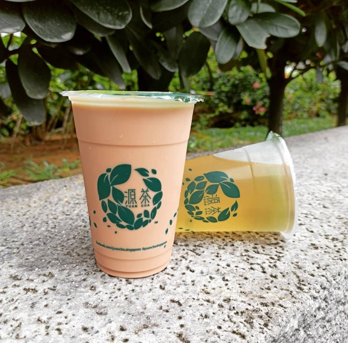 Yuan Cha Bubble Tea