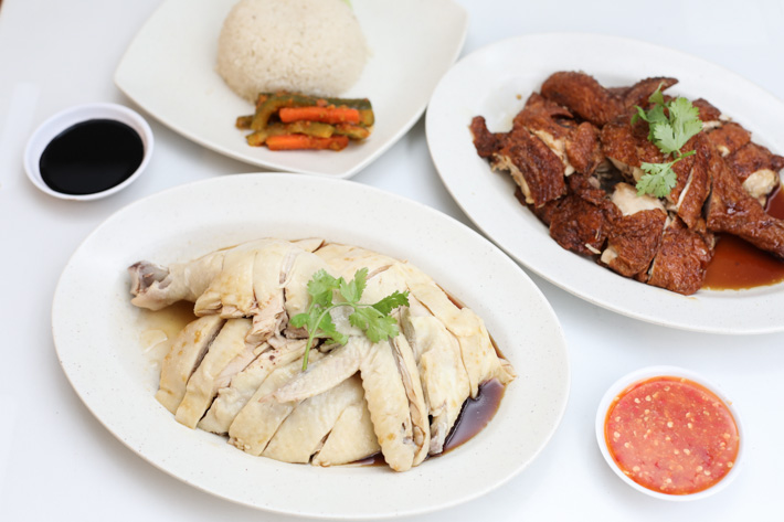 Yuan Kee China Square Chicken Rice
