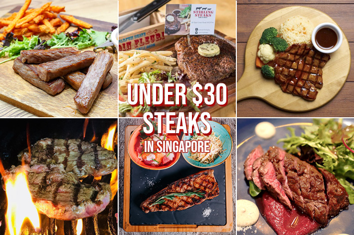 Affordable Steaks Banner