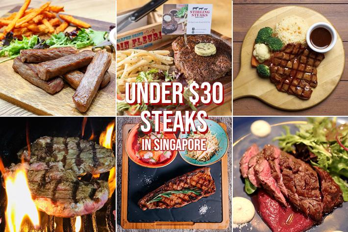 Affordable Steaks Banner