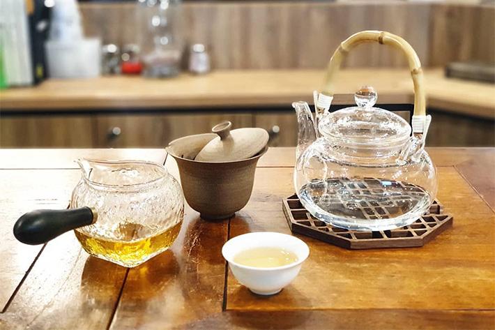 Camellia Tea Bar