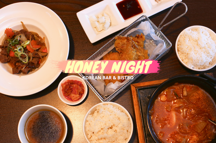 HONEY NIGHT