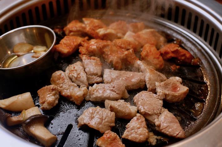 Jangsu Korean BBQ Meat