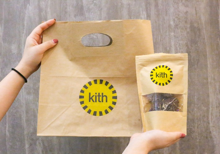 Kith Cafe Sea Salt Chocolate Cookies