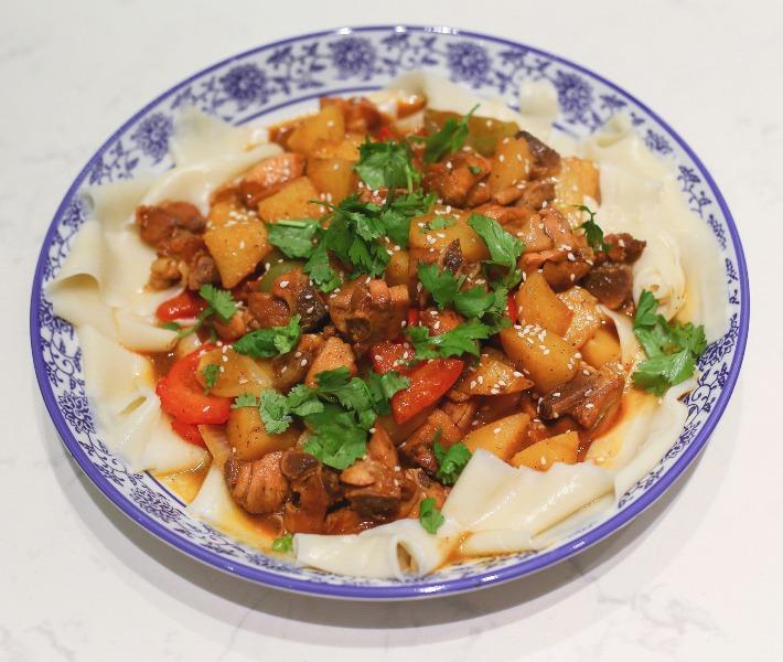 Xiaoer Niuda Spicy Sauteed Chicken
