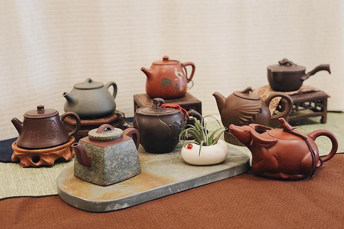 Yixing Xuan Teahouse