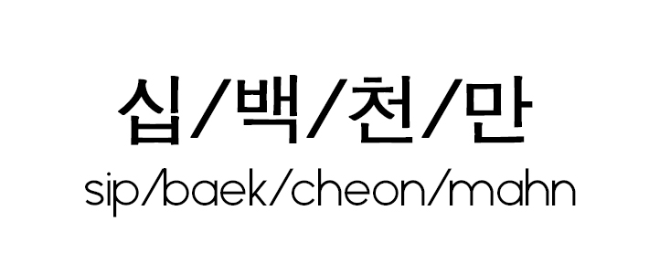 currency korean phrases