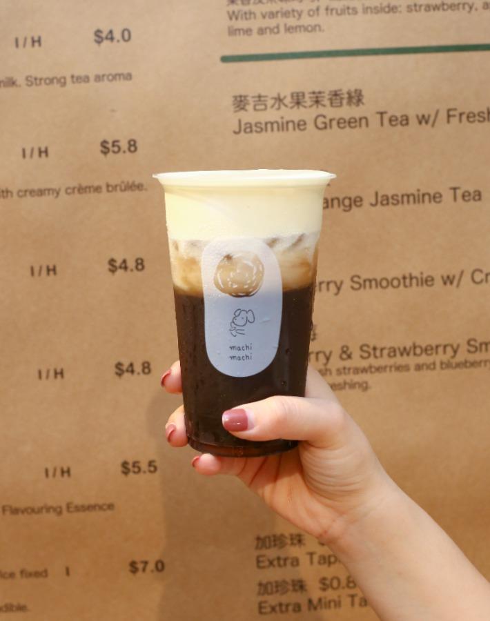 machi machi oolong tieguanyin tea