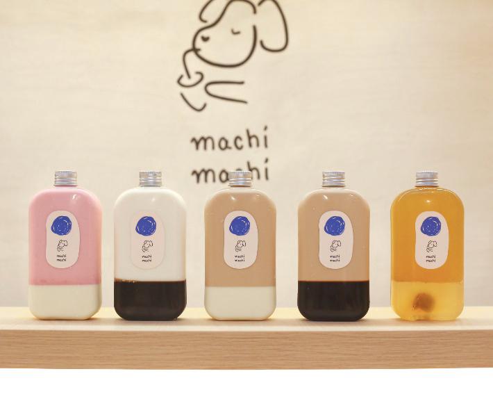 machi machi signature bottled teas