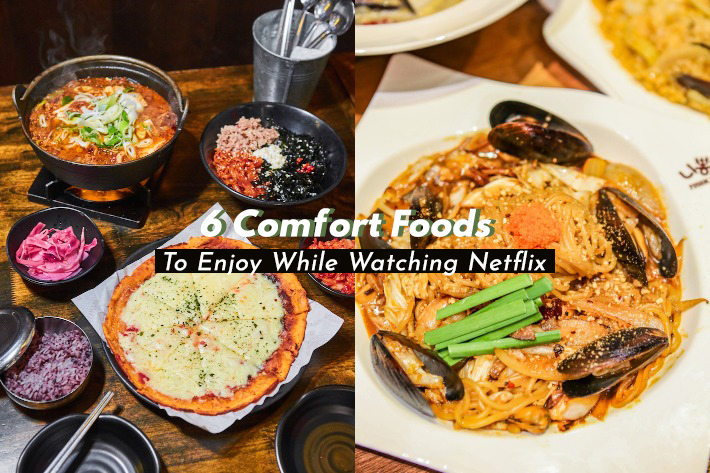 6 Comfort Foods To Enjoy While Watching Netflix Cover