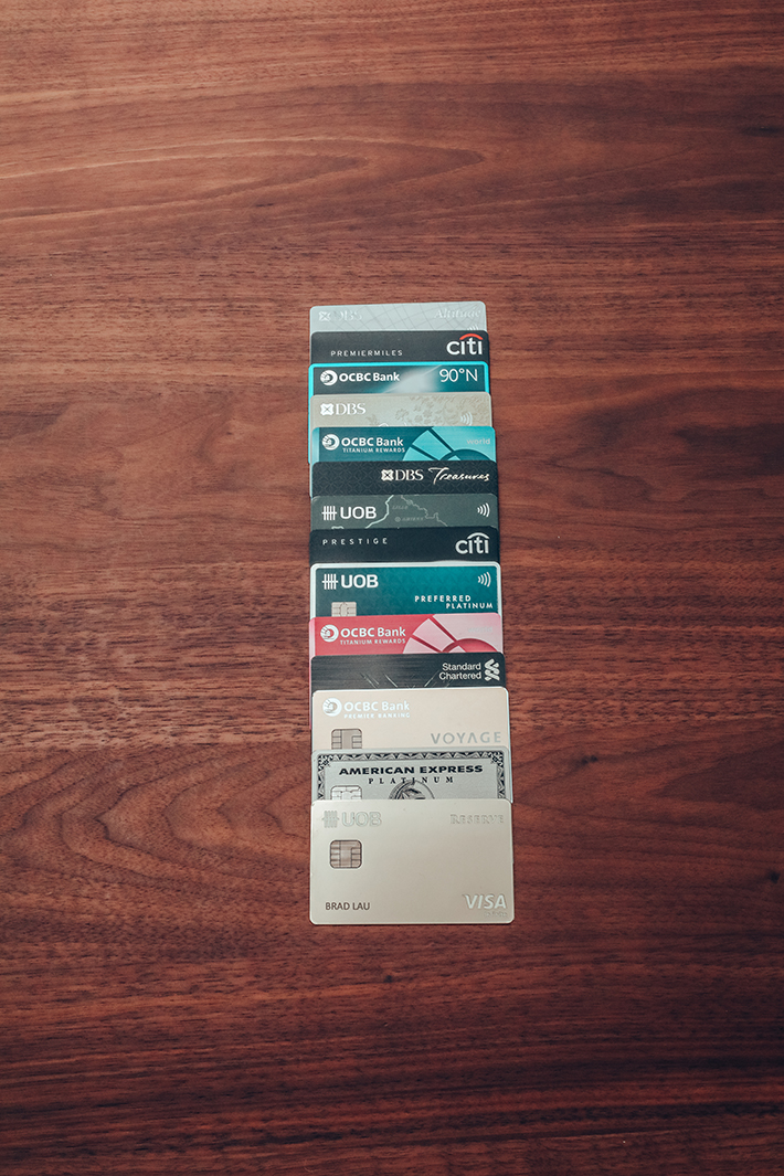 Best credit cards for miles