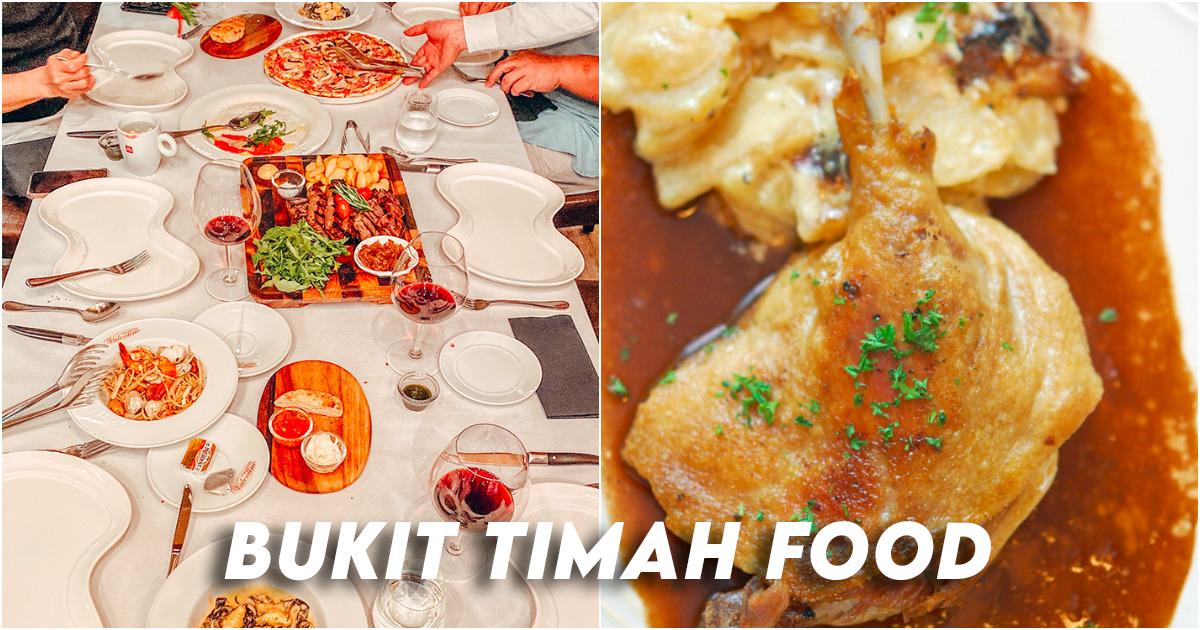 Bukit Timah Food