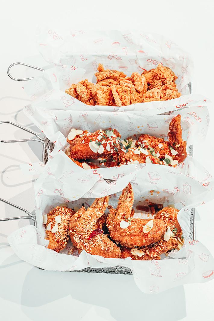 Chir Chir Korean Fried Chicken