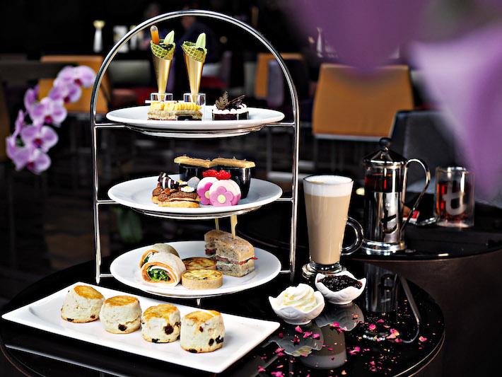 Lobby Lounge Crowne Plaza High Tea