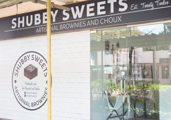 Shubby Sweets Exterior